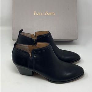 New/dis. | FRANCO SARTO | geneva black bootie
